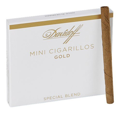 Davidoff Gold Tin of 10