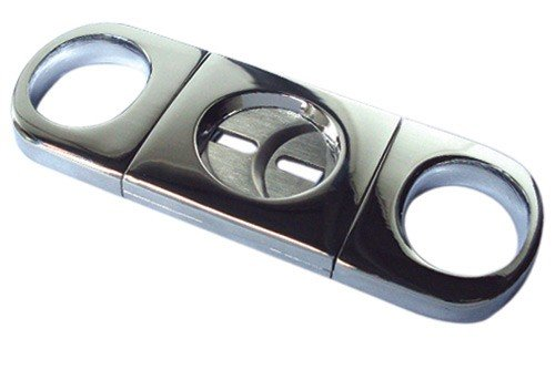 HEAVY BODIED CIGAR CUTTER (SILVER)