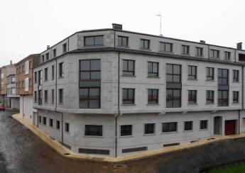 Edificio construido integramente por García y Sánchez, S.L.