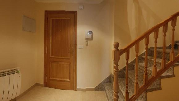 Dúplex, Escaleras y Recibidor
