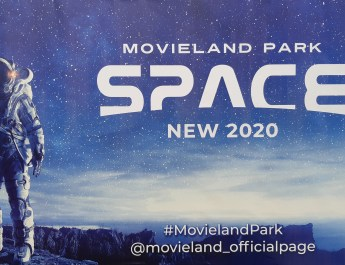 Movieland Park: Nel 2020 arriva Space!