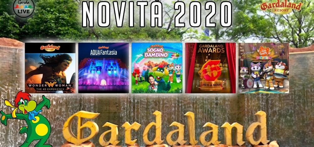 Gardaland: La stagione 2020 al via il 28 Marzo 2020