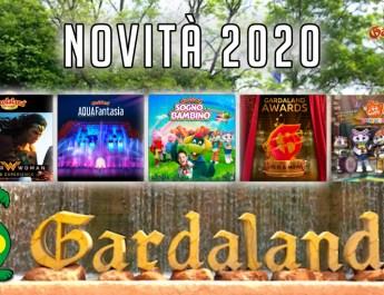 Gardaland: Ecco quando apre e le novità 2020