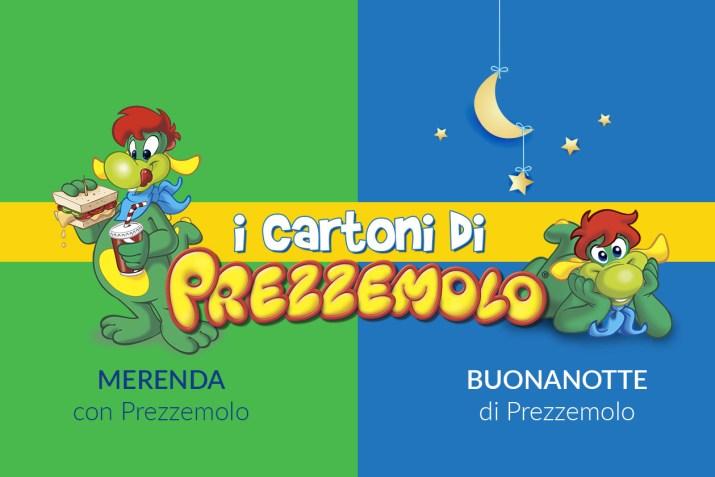 Cartoni animati di Prezzemolo