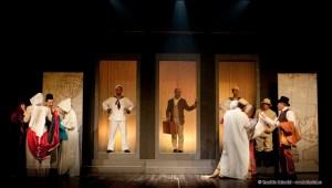 l giro del mondo in 80 giorni, produzione Il Nodo Teatro