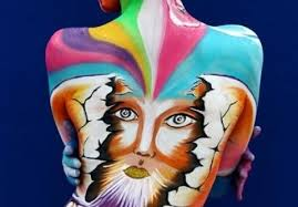 images bodypainting