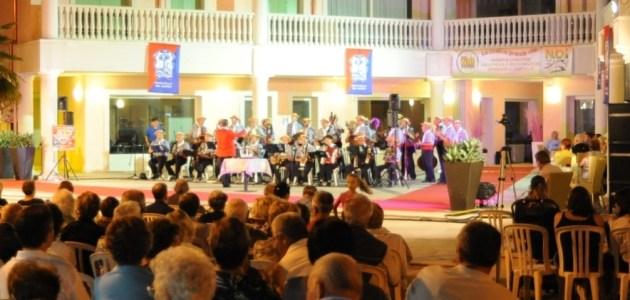 Banda dei Cuori Ben Nati, piazza Deodara - Rivoltella