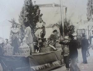 Foto storica del re del Goto