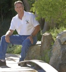 Mark Meahl, President and Owner of Garden View Landscaping, Nursery and Pools
