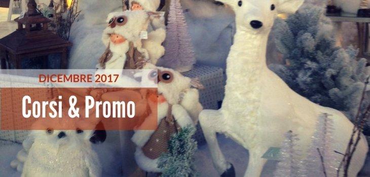 Corsi e Promo Natale Dicembre 2017