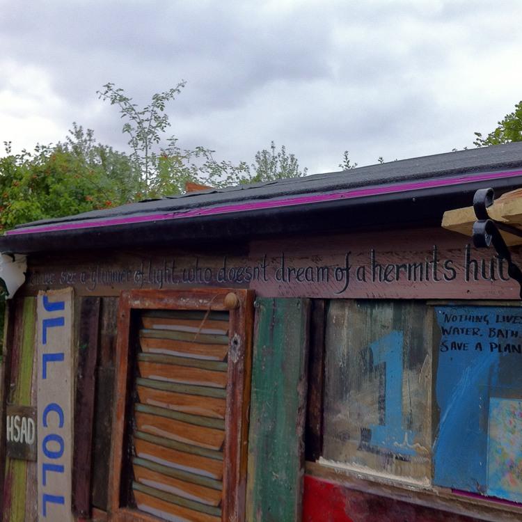 Hermits hut 01