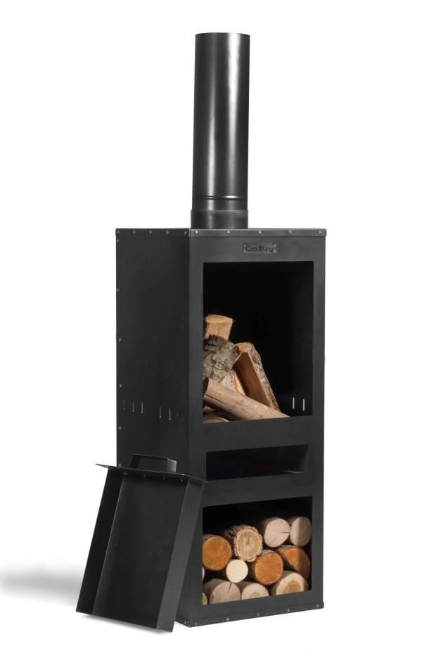 garden stove