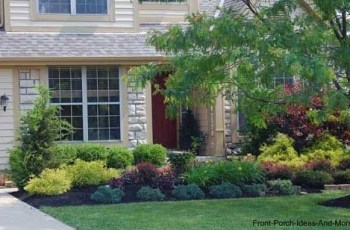 20 Best Images About Ideas For Mm On Pinterest intended for Landscaping Ideas For Front Yard With Porch
