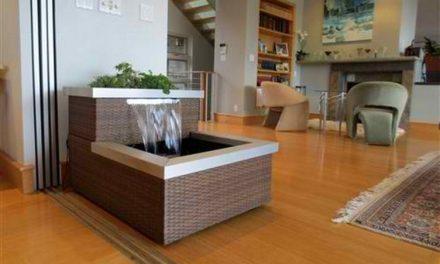 Aquaponics Meets Interior Design