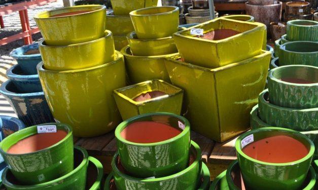 DIY Pretty Hydroponics Containers