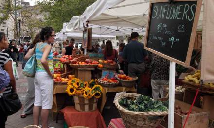 Local Food Could Change the World