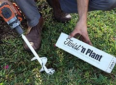 Twist 'n Plant, Gardening Auger Proven Winners Sycamore, IL
