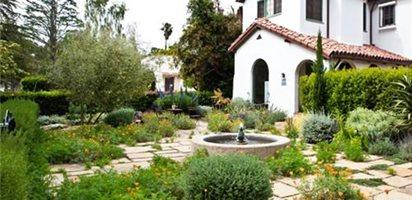 Front Yard Design Joseph Marek Landscape Architecture Santa Monica, CA