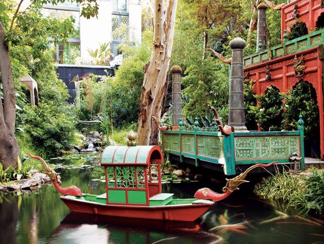 The Garden Of Tony Duquette Garden Design