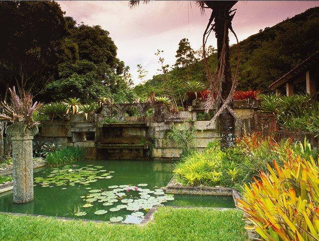 Gardens Of Roberto Burle Marx Garden Design