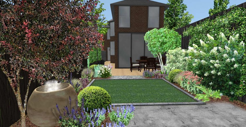 Garden Size Guide The Garden Design Experts