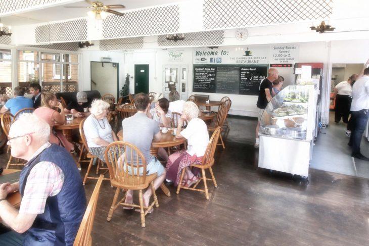 Gardeners Retreat Cafe, Weymouth