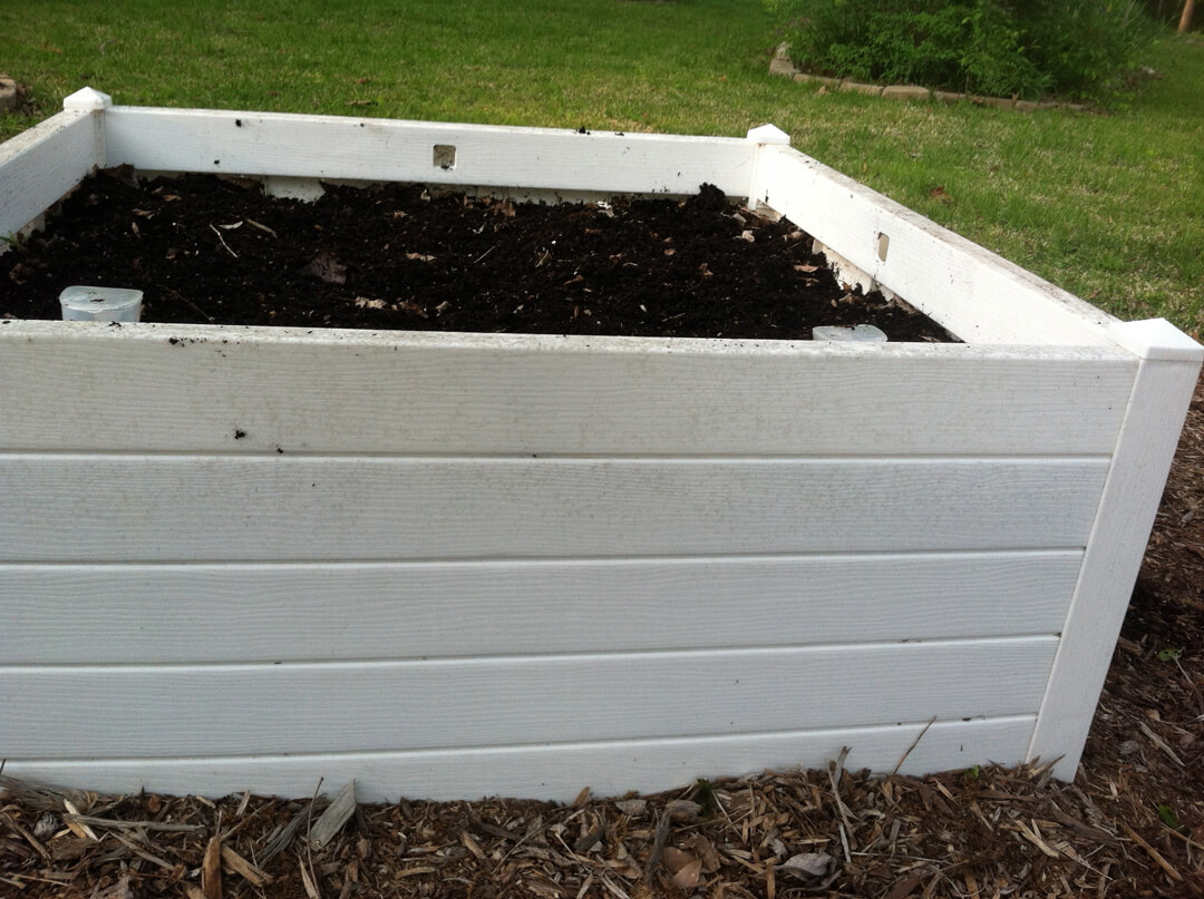 Terrazza Raised Bed   Self Watering