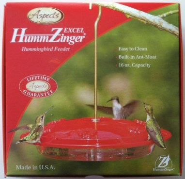Aspects HummZinger Excel Feeder