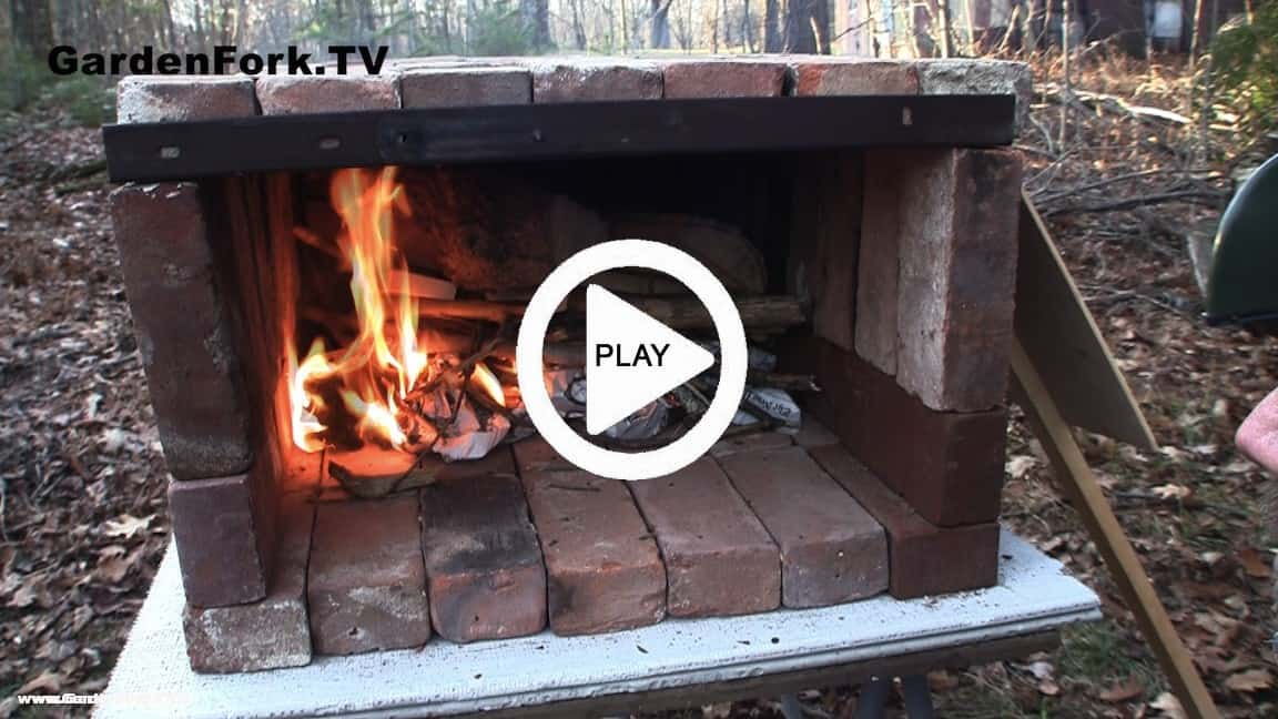 Build Diy How To Build A Brick Pizza Outdoor Oven Pdf