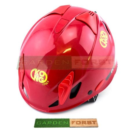 KONG CASCO MOUSE WORK ROSSO