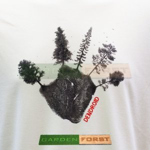 T-SHIRT DENDROID TOUCH TREES