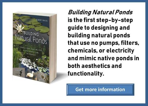 Building Natural Ponds book by Robert Pavlis