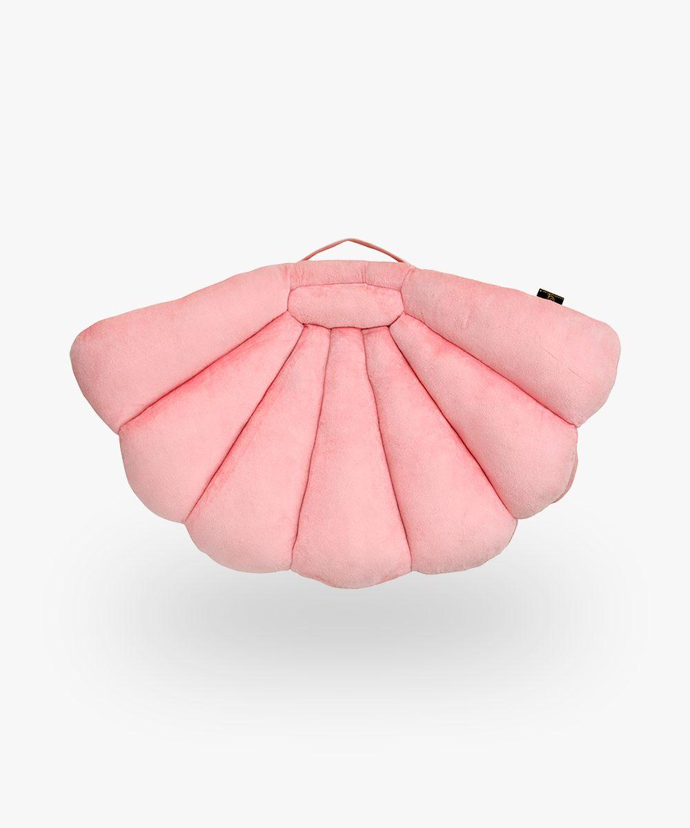 rose shell cushion
