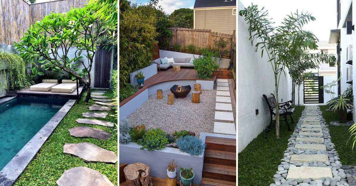 30 Perfect Small Backyard Amp Garden Design Ideas Page 22