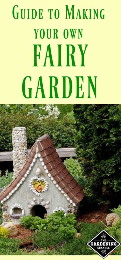 Make your own fairy garden