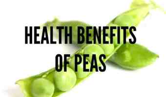 Health Benefits of Peas