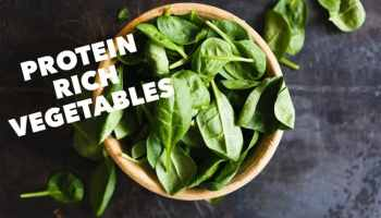 List of vegetables with protein gardening channel protein rich vegetables workwithnaturefo