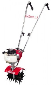 Mantis 4 stroke garden tiller with honda engine review