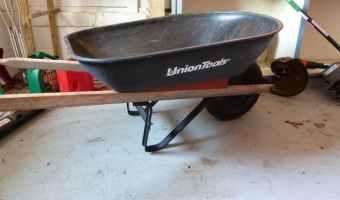 Review: Union Tools 4 cu ft. Wheelbarrow