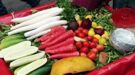 Healthy Vegetables for Cancer Prevention