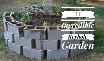 How to Make a Keyhole Garden
