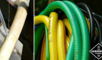 recycle old hoses