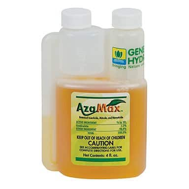 AzaMax for aphid control