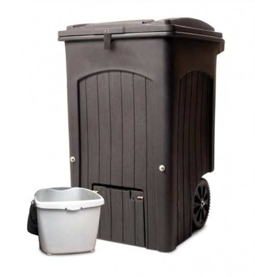 Toter Wheeled Composter Kit