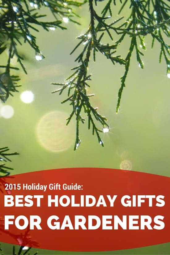 holiday gift guide gardening gifts