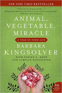 best gardening books by barbara kingsolver