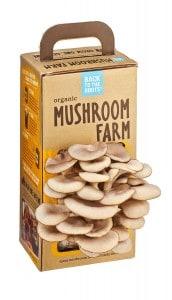 best gardening gifts organic mushroom farm