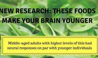 Eating these lutein rich foods in middle age can make your brain younger