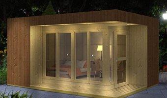 modern arlanda cabin