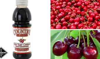 Tart cherry juice fights insomnia